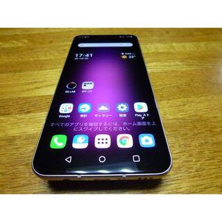 LG Electronics - 未使用に近・判定〇 Softbank LG V60 ThinQ 5G