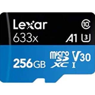 マイクロSDカード 256GB