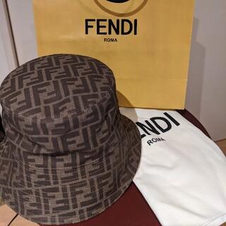 フェンディ(FENDI)のFENDI バケットハット新品未使用(ハット)