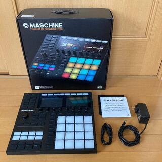 【美品】MASCHINE MK3 Native Instruments(MIDIコントローラー)