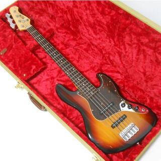 フジゲン FGN NJB10RALV Neo Classicシリーズ 5弦ベース