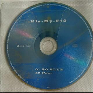 Kis-My-Ft2 - Kis-My-Ft2 Fear/SO  BLUE 初回B CDのみ