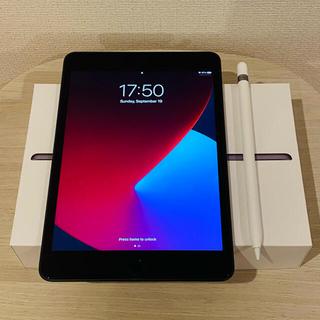 Apple - iPad mini 5 Wi-Fi 64GB / Apple Pencil