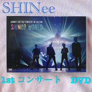 シャイニー(SHINee)のSHINee WORLD IN JAPAN【DVD通常盤】(K-POP/アジア)