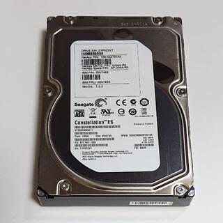 HDD 3.5インチ 2TB SEAGATE SATA (93