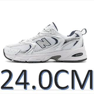 ニューバランス(New Balance)の【24.0CM】 ニューバランス530 MR530SGメッシュスニーカー(スニーカー)
