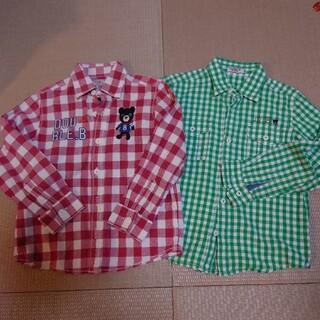 ダブルビー(DOUBLE.B)のダブルB☆シャツ 120(その他)