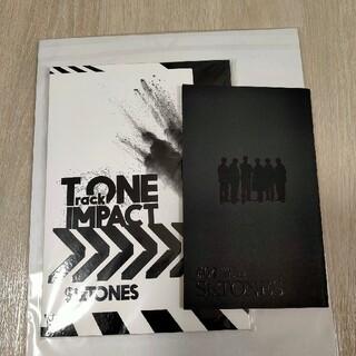 Johnny's - SixTONES ライブ パンフレット トンパク