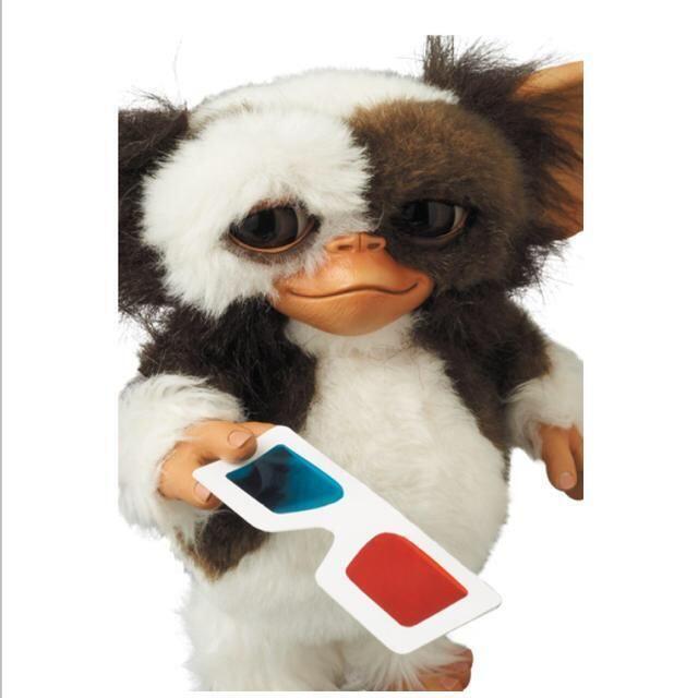 【新品未開封】メディコムVCD グレムリンギズモ(3Dメガネver.) エンタメ/ホビーのフィギュア(SF/ファンタジー/ホラー)の商品写真