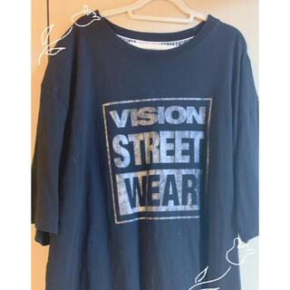 VISION STREET WEAR - ラージサイズ メンズヴィジョン Tシャツ