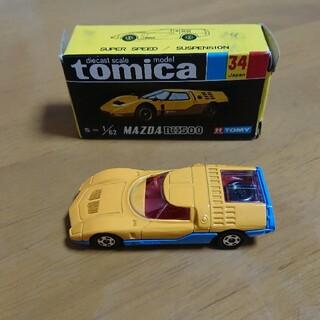 トミー(TOMMY)のトミカ 黒箱 No.34 マツダ RX500(ミニカー)