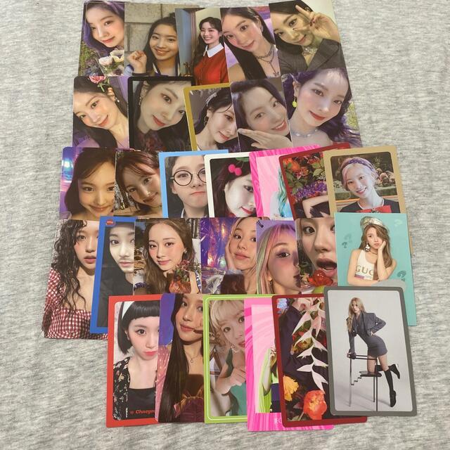 Waste(twice)(ウェストトゥワイス)のTWICEトレカまとめ売り エンタメ/ホビーのCD(K-POP/アジア)の商品写真