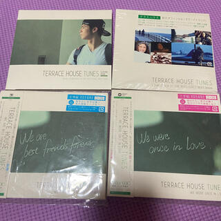 テラスハウス CD(テレビドラマサントラ)