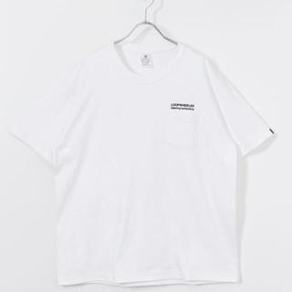 Adam et Rope' - LOOPWHEELER×LOWERCASE ヘヴィウェイト刺繍ポケットTシャツ