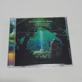 ニンテンドウ(任天堂)のゼルダの伝説 神々のトライフォース2 サウンドセレクション 非売品(ゲーム音楽)