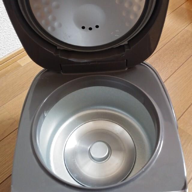 象印(ゾウジルシ)の炊飯器 スマホ/家電/カメラの調理家電(炊飯器)の商品写真