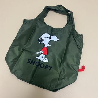 SNOOPY - SNOOPY  デカエコ袋 ★新品未使用★