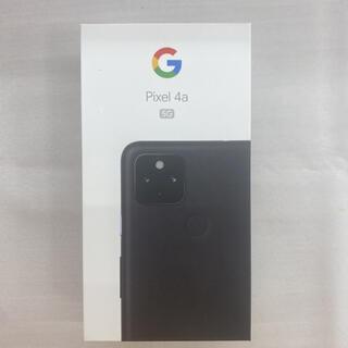 Google Pixel - Google Pixel 4a(5g)JustBlack 128 GB