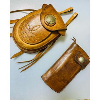 レッドムーン(REDMOON)のレッドムーン ウォレットとメディスンバック(長財布)