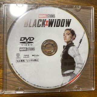 MARVEL - 新品・未使用 ブラック・ウィドウ DVDのみ