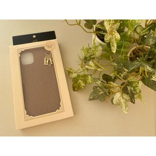 Maison de FLEUR - メゾンドフルール スマホケース iPhone 11