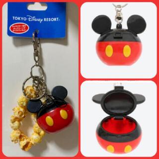 Disney - ラスト1個❣️最安値!1300円 ミッキーポップコーン&バケット🍿パークフード