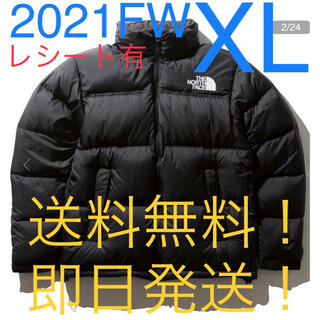 THE NORTH FACE - 【新品タグ付】2021FW ヌプシジャケット XLサイズ ND91841 K