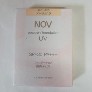 NOV - NOV パウダリーファンデーション、オークル10、レフィル