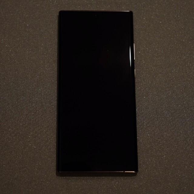 Galaxy(ギャラクシー)のGalaxy Note20 Ultra 5G ミスティックブロンズ 256GB スマホ/家電/カメラのスマートフォン/携帯電話(スマートフォン本体)の商品写真