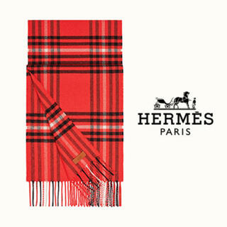 Hermes - 【新品未使用】HERMES エルメス マフラー レディース