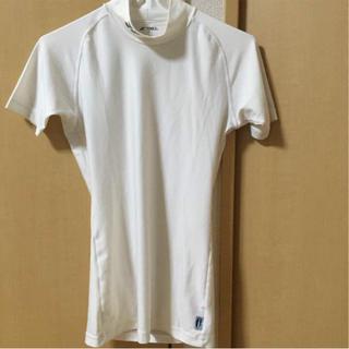 ヨネックス(YONEX)のヨネックス 白Mサイズアンダーウェア(アンダーシャツ/防寒インナー)