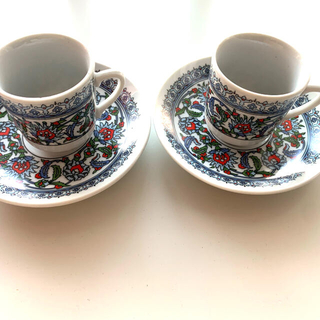 トルココーヒーカップ2客