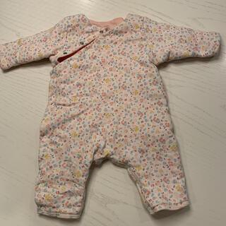 PETIT BATEAU - プチバトーベビー服女の子3ヶ月