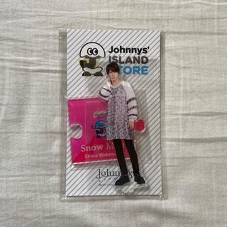 Johnny's - 渡辺翔太 アクリルスタンド 1弾