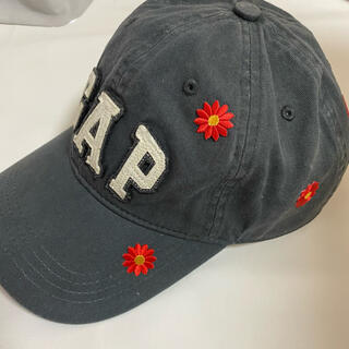 GAP - gap  flower cap  ギャップ newera vega ニューエラ