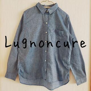 テチチ(Techichi)のLugnoncure ルノンキュール シャンブレー レギュラーシャツ(シャツ/ブラウス(長袖/七分))