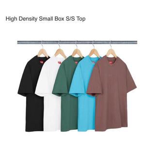 Supreme - Supreme High Density Small Box Tシャツ Sサイズ