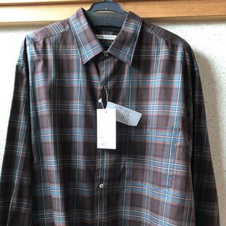 ユナイテッドアローズ(UNITED ARROWS)のユナイテッドアローズ メンズチェックシャツ 新品(シャツ)