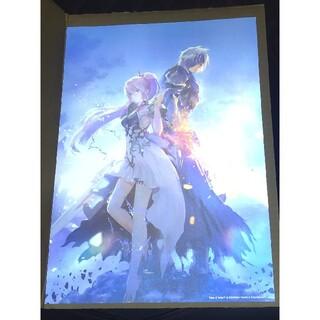 バンダイナムコエンターテインメント(BANDAI NAMCO Entertainment)のテイルズ オブ アライズ ファミ通DXパック 3Dレンチキュラーポスター(その他)