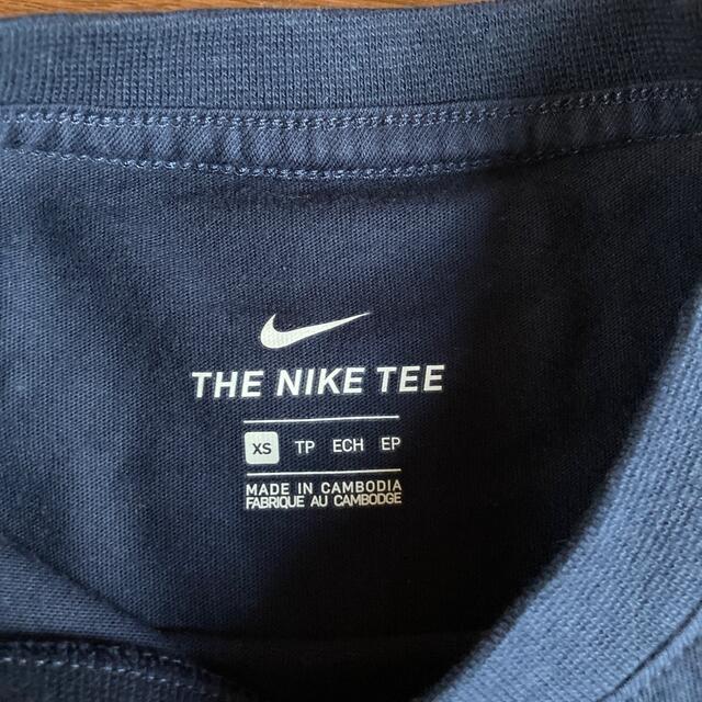 NIKE(ナイキ)のNIKE  Tシャツ XS キッズ/ベビー/マタニティのキッズ服男の子用(90cm~)(Tシャツ/カットソー)の商品写真