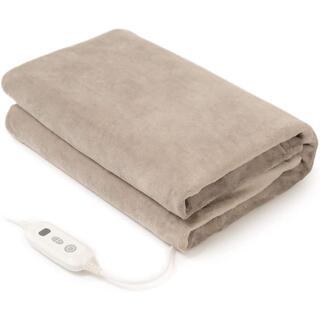 電気毛布 電気ブランケット 電気ひざ掛け/敷きかけ毛布 発熱敷毛布(電気毛布)