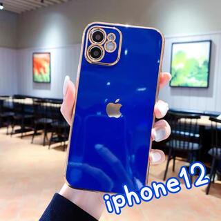 アイフォーン(iPhone)の限定カラー♡限定カラー♡キラキラ✨iPhone12 ケース 大人可愛い オシャレ(iPhoneケース)