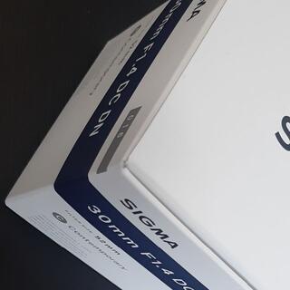 SIGMA - SIGMA Contemporary 30mm F1.4 DC DN ソニーE