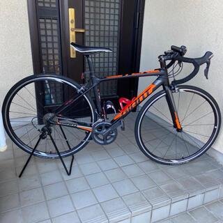 Giant - ジャイアント/TCR SLR 2 黒 オレンジ シマノアルテグラ6800