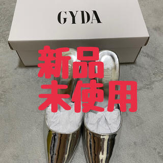 ジェイダ(GYDA)の【新品】【未使用】GYDA  ミュール(ミュール)