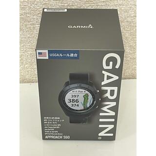 GARMIN - 【中古美品】GARMIN APPROACH S60