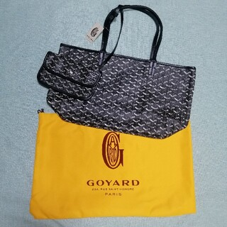 GOYARD - レア 新古正規品 ゴヤール  トートバッグ ハンドバッグ