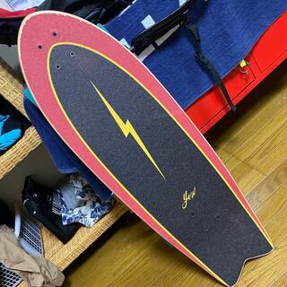 yow サーフスケート サーフィン