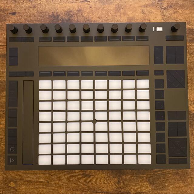 ggg様専用 Ableton Push 2 Decksaver cover付き 楽器のDTM/DAW(MIDIコントローラー)の商品写真