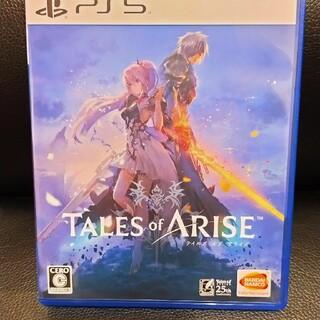 PlayStation - テイルズオブアライズ PS5